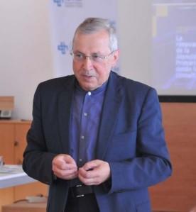 Vicente Ortún, un dels autors de l'estudi.